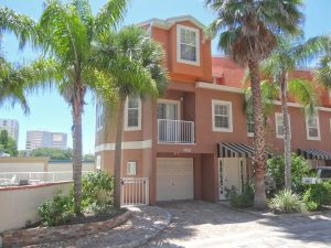 Laura Street Town Homes Clearwater FL